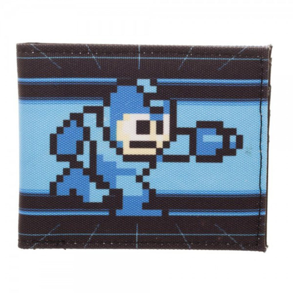 Novelty - Wallet - Mega Man - Sublimated Bi-Fold