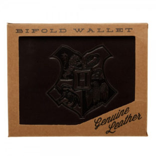 Novelty - Wallet - Harry Potter - Leather Bi-Fold
