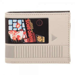 Novelty - Wallet - Nintendo - Mario Cartridge Bi-Fold
