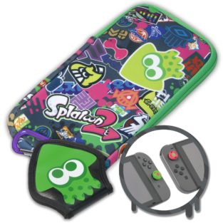 Switch - Bundle - Splatoon 2 Splat Pack (Hori)
