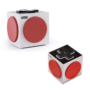 Audio - Wireless - Cube Bluetooth Speaker