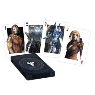 Novelty - Playing Cards - Destiny - Deluxe Playing Cards