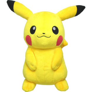 "Toy - Plush - Pokemon - 11"" Pikachu"
