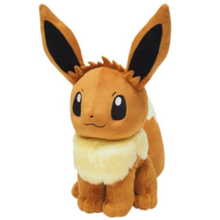 "Toy - Plush - Pokemon - 13"" Eevee"