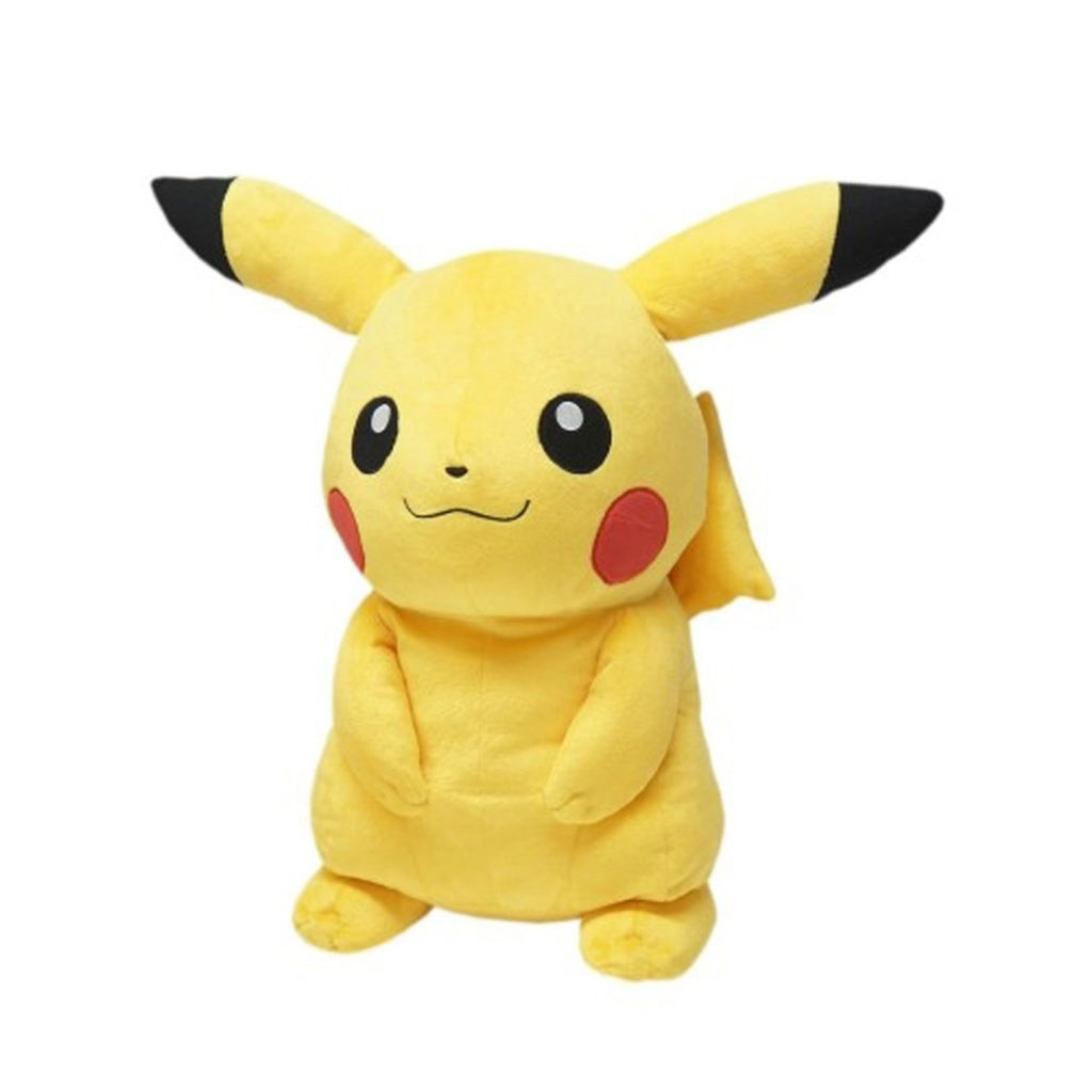 "Toy - Plush - Pokemon - 19"" Pikachu"