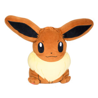 "Toy - Plush - Pokemon - 16"" Eevee Plush"