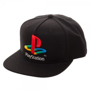 Novelty - Hats - Sony Playstation - Logo Snapback