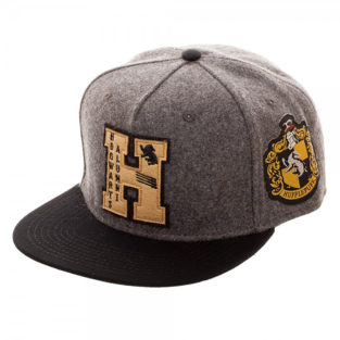 Novelty - Hats - Harry Potter - Hogwarts Alumni Hufflepuff Snapback