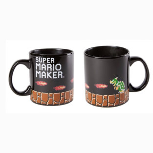 Novelty - Mug - Super Mario - Bowser Heat Change Mug