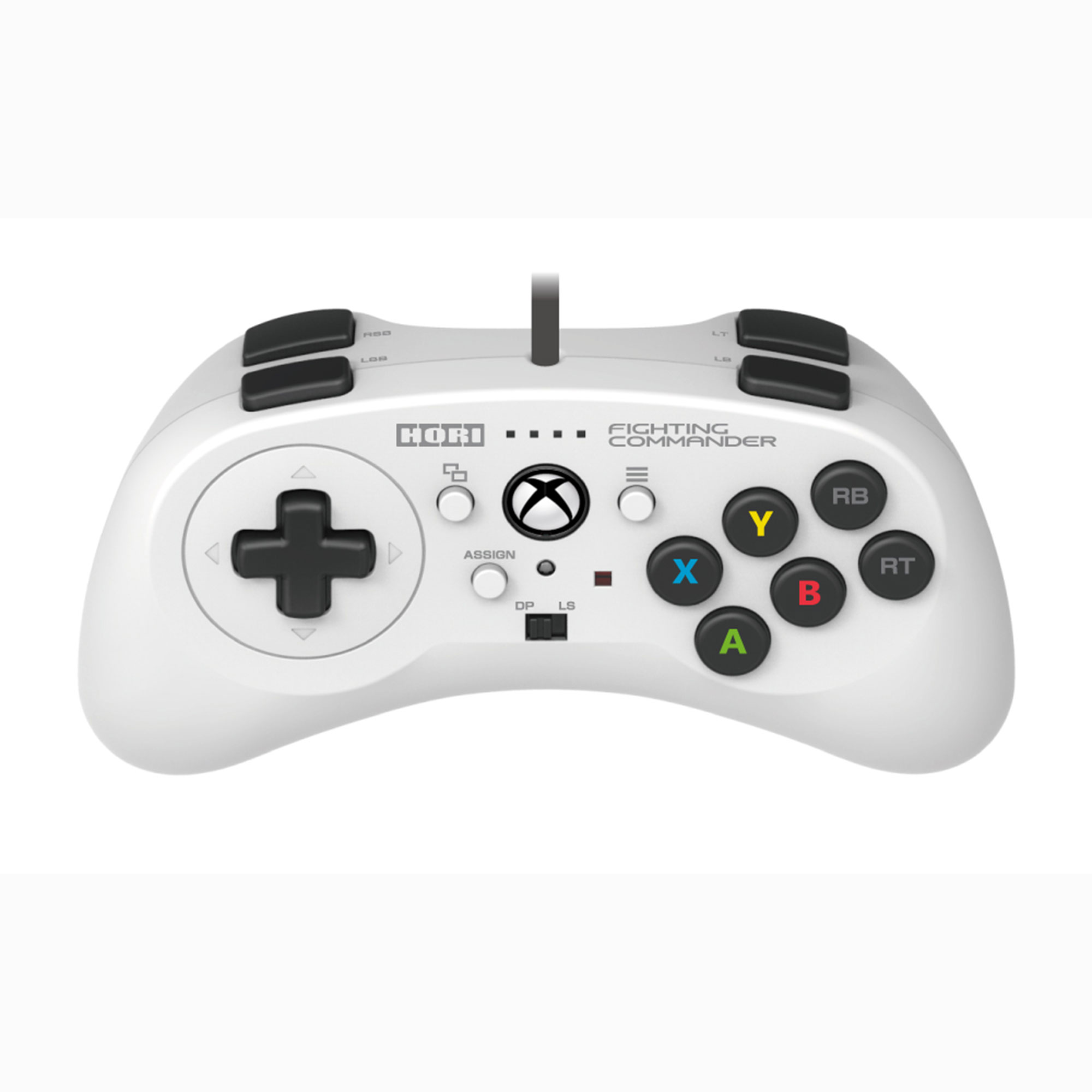 Xbox One/Xbox 360/PC- Controller – Wired – Fighting Commander (Hori ...