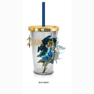 Novelty - Travel Mugs - Zelda - Legend of Zelda Travel Mug